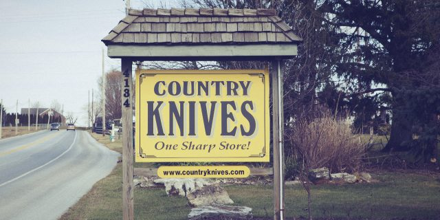 Country Knives Customer Service in Lancaster, PA