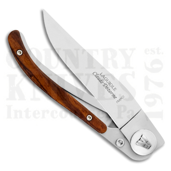 Buy Claude Dozorme  16014255 Laguiole - Rosewood at Country Knives.