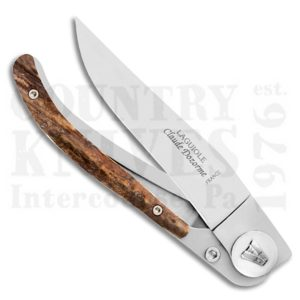 Buy Claude Dozorme  16014279 Laguiole, Stag Antler at Country Knives.