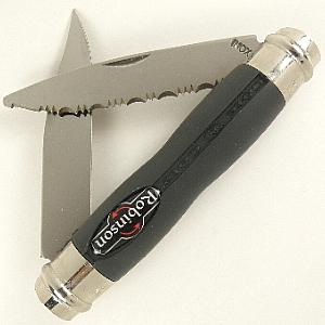 Buy Andre Verdier  AV1 Robinson - Black at Country Knives.