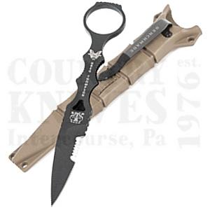 Buy Benchmade  BM178SBKSN SOCP Fixed Blade, Desert Sand Molded Sheath at Country Knives.