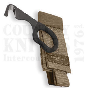 Buy Benchmade  BM7BLKWSN Hook / Strap Cutter, Coyote Brown at Country Knives.