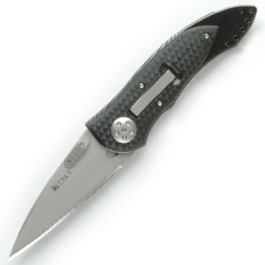 Buy CRKT  CR7303 E-Lock - Black / Razor Sharp at Country Knives.