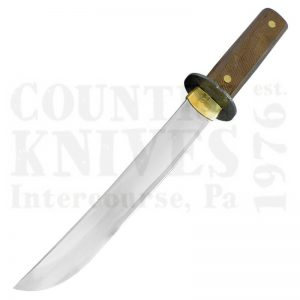 Buy Condor Tool & Knife  CTK1011-7.75HC Kondoru Tanto -  Walnut Scabbard at Country Knives.