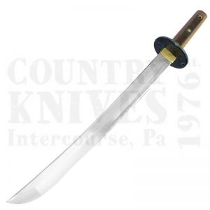 Buy Condor Tool & Knife  CTK1013-16.75HC Kondoru Wakazashi, with Walnut Scabbard at Country Knives.