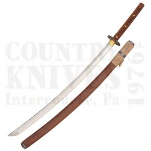 Buy Condor Tool & Knife  CTK1015-28.75HC Kondoru Katana -  Walnut Scabbard at Country Knives.