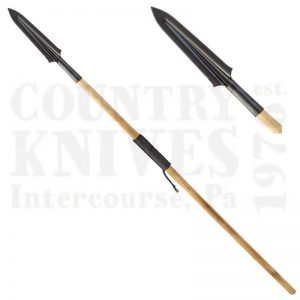 Buy Condor Tool & Knife  CTK1016-14.5HC Yari Spear,  Leather Sheath at Country Knives.