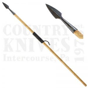 Buy Condor Tool & Knife  CTK1017-8.75HC Greek Spear,  Leather Sheath at Country Knives.