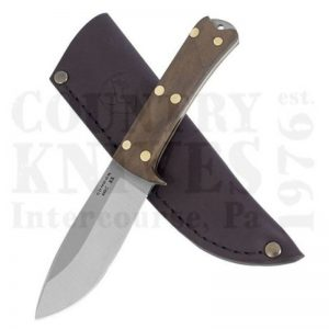 Buy Condor Tool & Knife  CTK105-4.5-4C Two Rivers Skinner, with Leather Sheath at Country Knives.