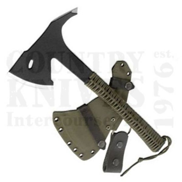 Buy Condor Tool & Knife  CTK1809-3.6 Sentinel Axe -  Kydex Sheath at Country Knives.