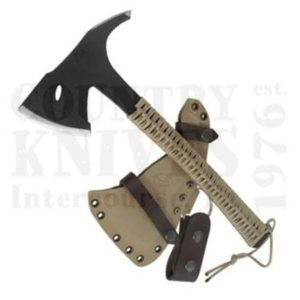 Buy Condor Tool & Knife  CTK1810-3.6 Sentinel Axe, with Leather Sheath at Country Knives.