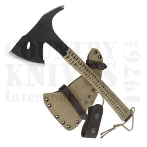 Buy Condor Tool & Knife  CTK1810-3.6 Sentinel Axe -  Leather Sheath at Country Knives.