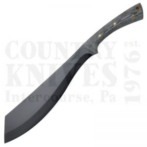Buy Condor Tool & Knife  CTK253-12.5HC Warlock Machete -  Leather Sheath at Country Knives.