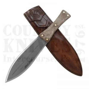 Buy Condor Tool & Knife  CTK2807-7.3 African Bush Knife -  Leather Sheath at Country Knives.