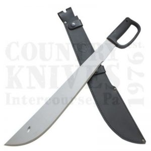 Buy Condor Tool & Knife  CTK2809-18 18'' El Salvador Machete – (Knuckle Guard Grip), with Leather Scabbard at Country Knives.