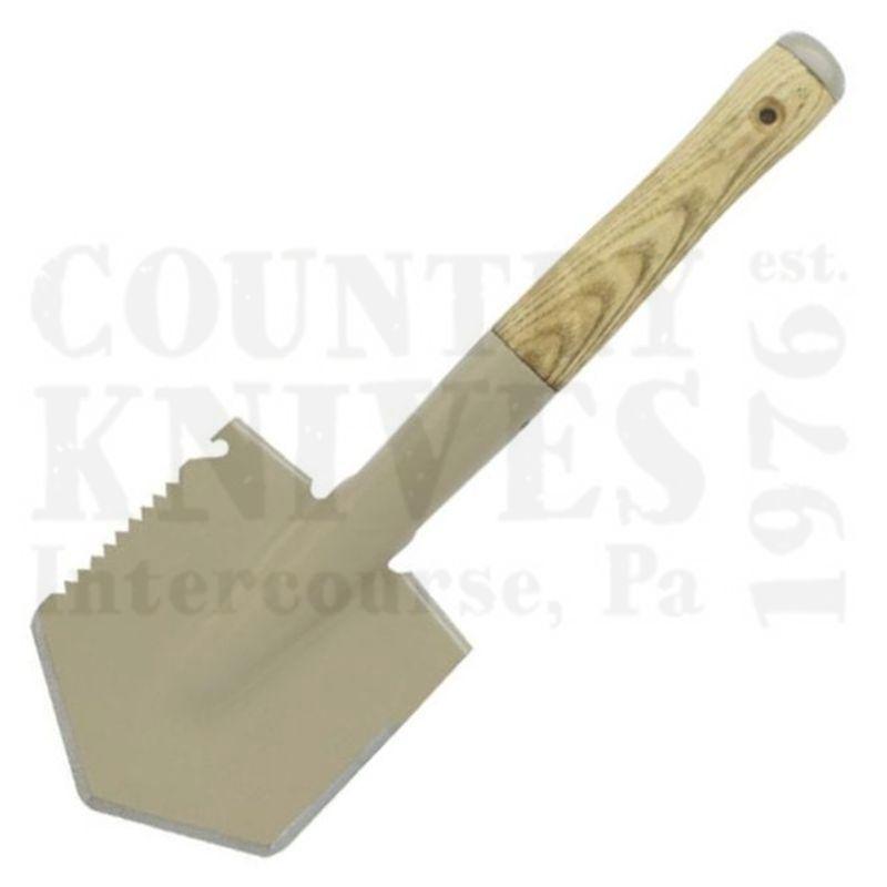 Buy Condor Tool & Knife  CTK2810-6 Condor Camping Shovel -  at Country Knives.