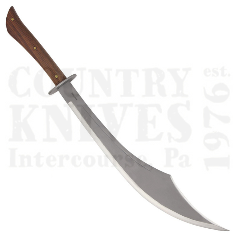 Buy Condor Tool & Knife  CTK357-22HC Sinbad Scimitar Sword -  Leather Sheath at Country Knives.
