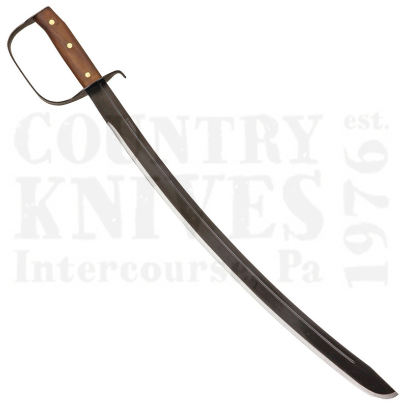 Buy Condor Tool & Knife  CTK360-24HC Naval Cutless -  Leather Sheath at Country Knives.
