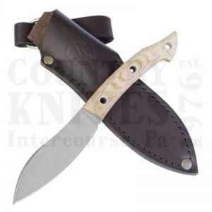Buy Condor Tool & Knife  CTK3912-3.75 Neonessmuk Knife, with Leather Sheath at Country Knives.