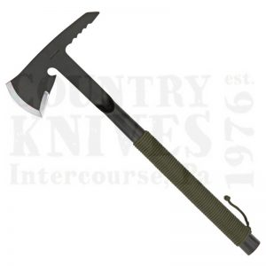 Buy Condor Tool & Knife  CTK4012TRT Tactical Rescue Tomahawk, with Leather Sheath at Country Knives.