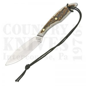 Buy Grohmann D.H. Russell DHR-1S-SG Original Design - Stag Antler at Country Knives.