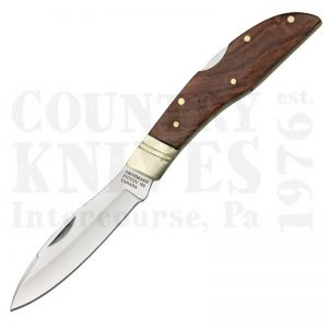 Buy Grohmann D.H. Russell DHR-R340S Small Lockback, Rosewood at Country Knives.
