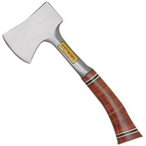 Buy Estwing  ES14A Sportsman's Axe, Forged / Leather at Country Knives.