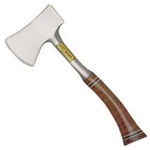 Buy Estwing  ES24A Outdoorsman Axe, Forged / Leather at Country Knives.