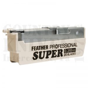 Buy Feather  F1-30-203 Artist Club Super Blades, 20 Pack at Country Knives.