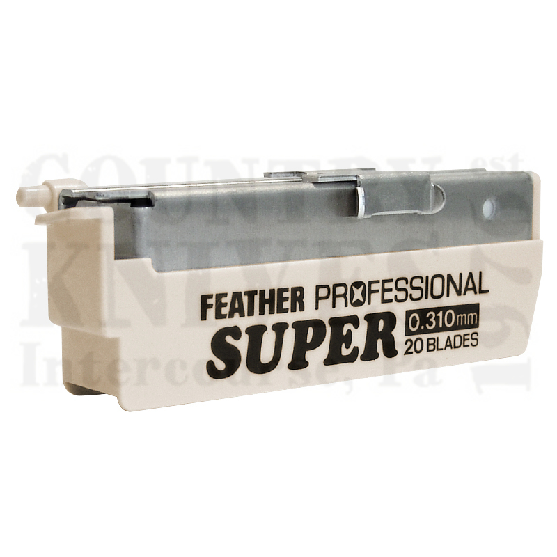 Buy Feather  F1-30-203 Artist Club Light Blades - 20 Pack at Country Knives.