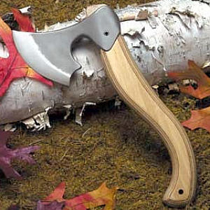 Buy Firestone  FS-1201 Belt Axe, 440C / Finnish Birch at Country Knives.