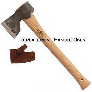 Buy Gränsfors Bruk  GBA465-H Replacement Handle for Carpenters Axe,  at Country Knives.