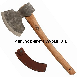 Buy Gränsfors Bruk  GBA480-H Replacement Handle for Swedish Broad Axe, Model 1900 at Country Knives.