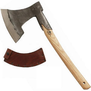Buy Gränsfors Bruk  GBA484 Swedish Broad Axe, Model 1700 at Country Knives.