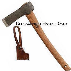 Buy Gränsfors Bruk  GBA485-H Replacement Handle for Mortise Axe -  at Country Knives.