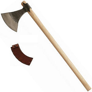 Buy Gränsfors Bruk  GBA507 Battle Axe, 10th Century at Country Knives.
