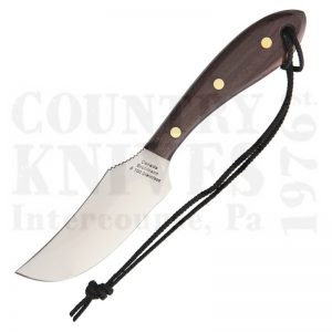 Buy Grohmann  GRM103 Short Skinner, Rosewood at Country Knives.