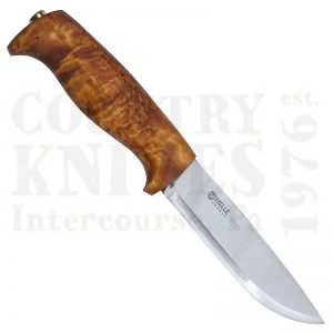 Buy Helle  HE310 Gaupe, Curly Birch at Country Knives.