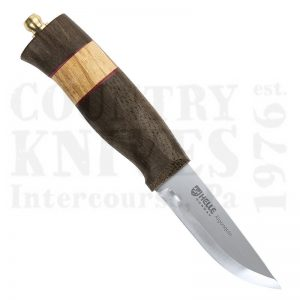 Buy Helle  HE78 Algonquin - Red Oak & Curly Birch at Country Knives.