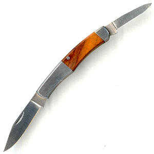 Buy Kershaw  K4350 45 Ranch, Sandalwood at Country Knives.