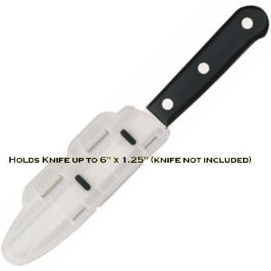 "Buy Lamson  L-10112 6"" KnifeSafe -  at Country Knives."