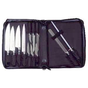 Buy Messermeister  MM1077-22EC Executive Chef's Knife Case, 22 Piece at Country Knives.
