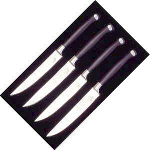 MessermeisterE/2684-4/4SFour Piece Steak Knife Set – San Moritz Elite