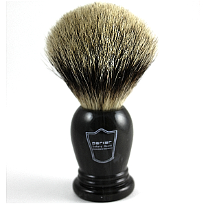 Buy Parker  PRLHPB Shaving Brush, Oversized / Pure Badger at Country Knives.
