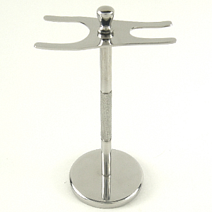 Buy Parker  PRSSST Shaving Stand, Stainless at Country Knives.