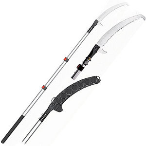 Buy Silky  SLK178-39 Pole Saw HAYAUCHI 390,  at Country Knives.