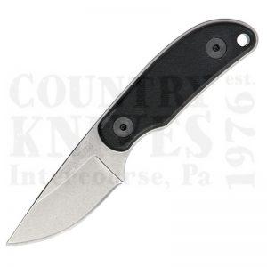 Buy Kershaw  K1081 Mini Skinner, Black G-10 / 14C28N at Country Knives.