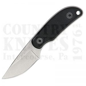 Buy Kershaw  K1081 Mini Skinner - Black G-10 / 14C28N at Country Knives.