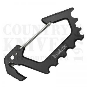 Buy Kershaw  K1150BLK Jens Carabiner, Black Oxide at Country Knives.