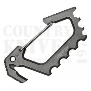 Buy Kershaw  K1150TI Jens Carabiner, Gray TiCN at Country Knives.